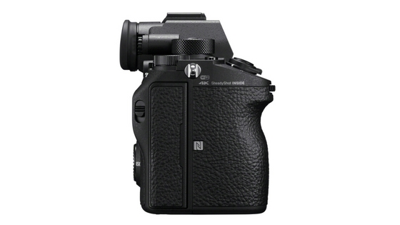 Sony A9 left
