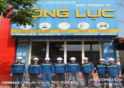 cong ty lap may cham cong uy tin tai phuong an bien