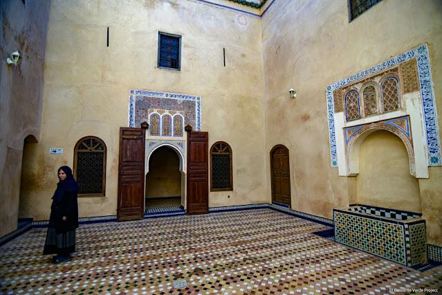 Marrakech, Palacio de la Bahia, por El Guisante Verde Project