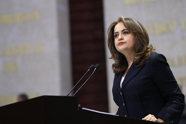 Cobrar IVA a productos de higiene menstrual es discriminatorio; no deben gravarse: Ana Lilia Herrera