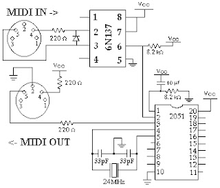 12 Mhz Crystal Oscillator Circuit Voltage Comparator
