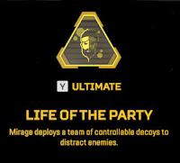Miraj Apex Legends Ultimate ability