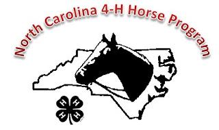 NC 4-H Horse Program Logo