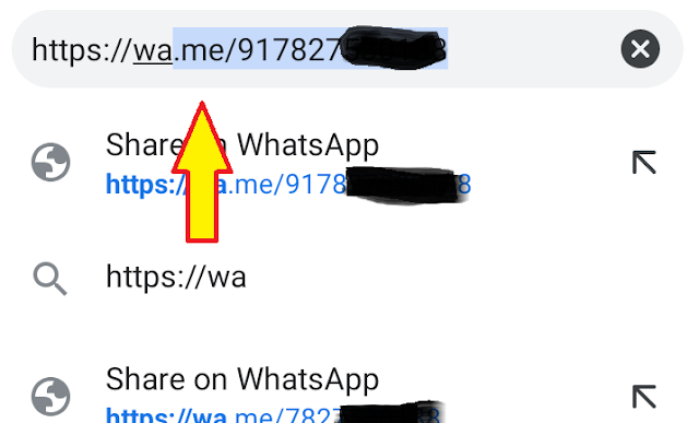 How to send WhatsApp message without save number