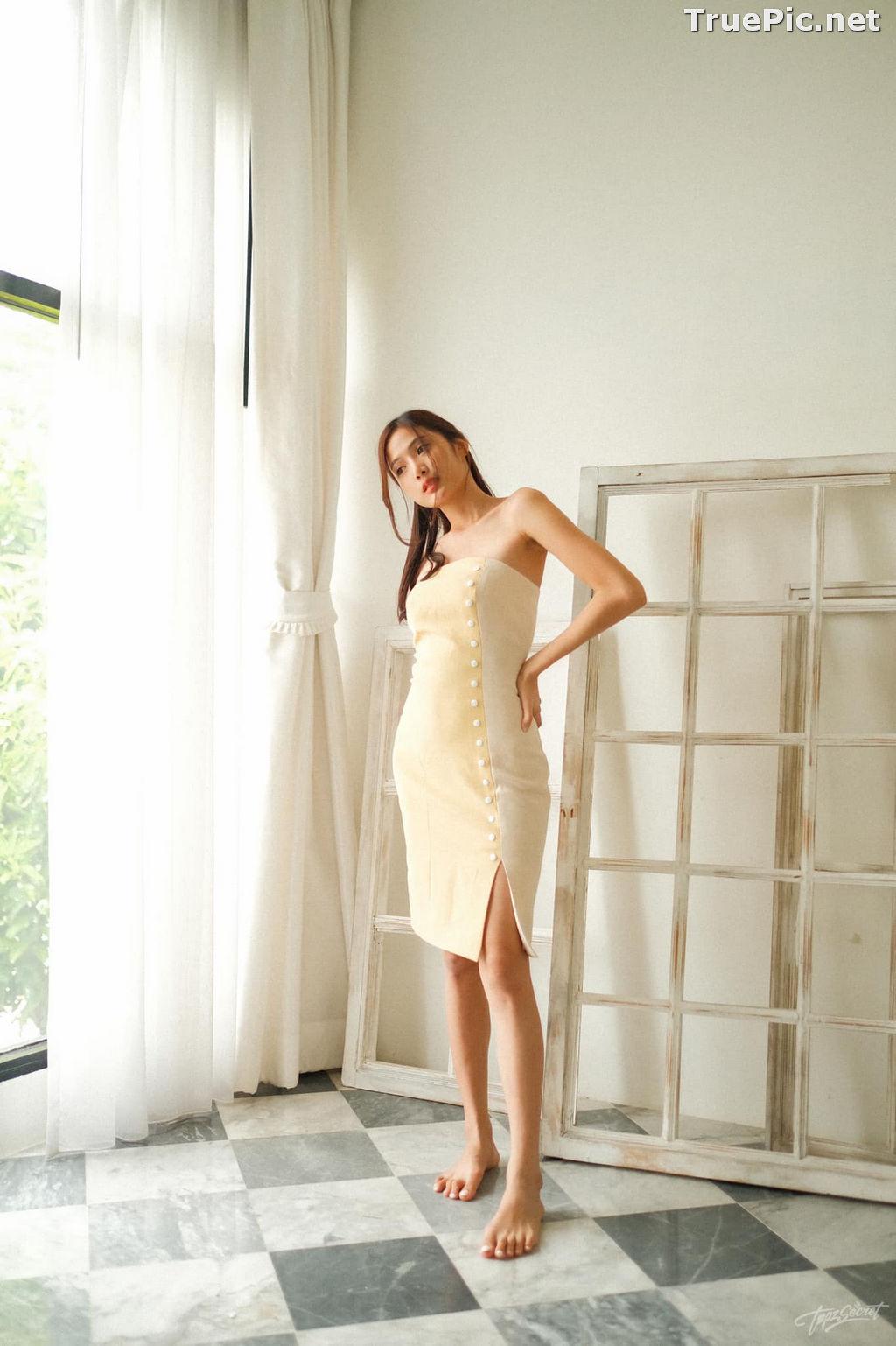 Image Thailand Model - Weeraya Sukaram - Concept Bodycon Dresses - TruePic.net - Picture-7