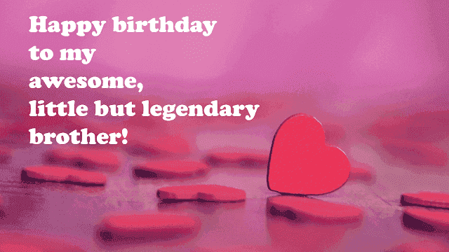 birthday images for brother with name