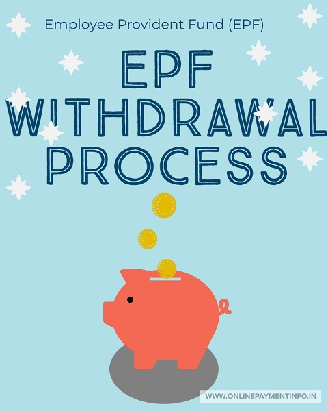epf withdrawal process