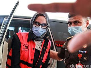 Jaksa Pinangki Mendadak Berkerudung, Ustadz Hilmi: Prihatin, Agama Sekedar Dijadikan Topeng