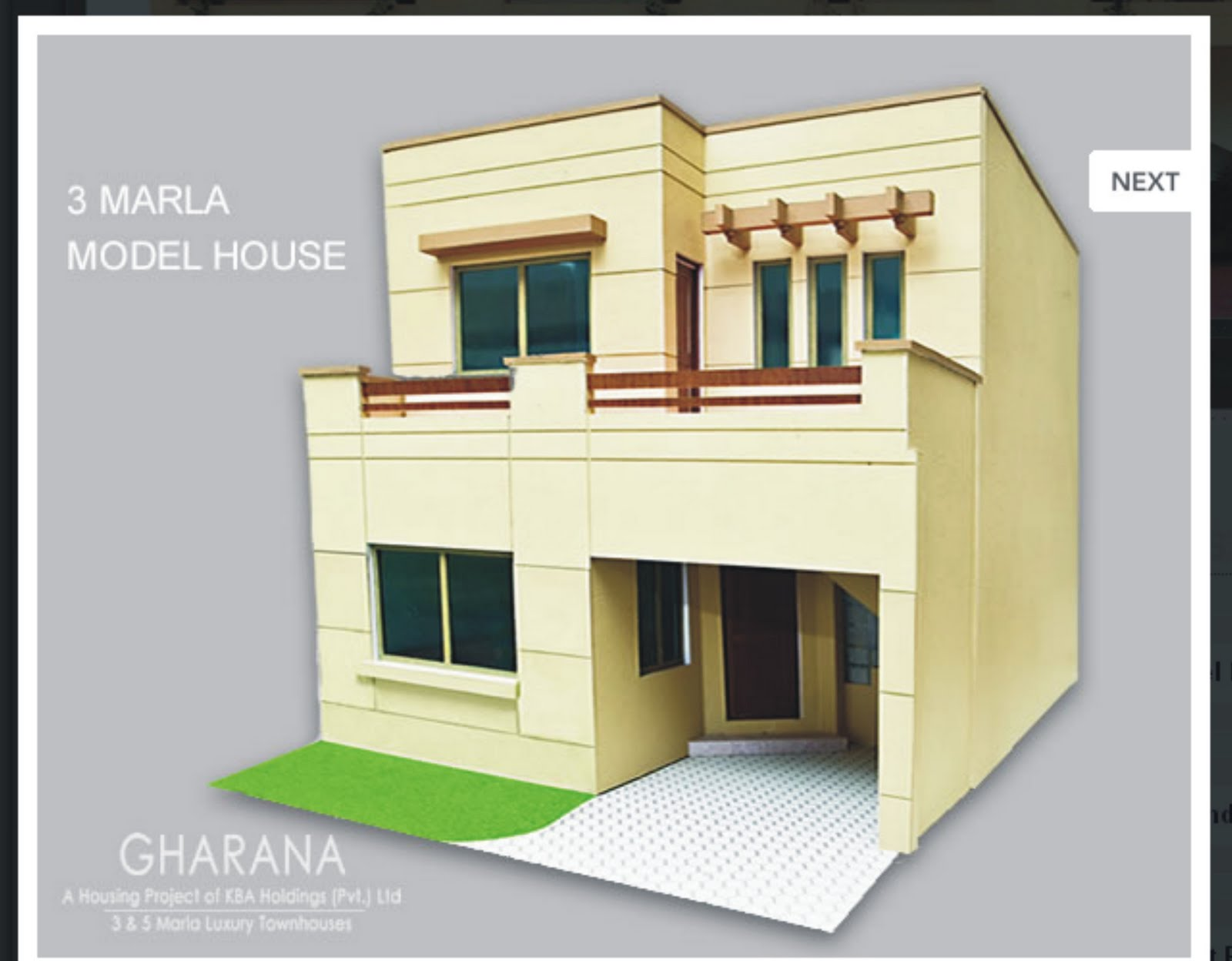 House designs in pakistan for 5 marla