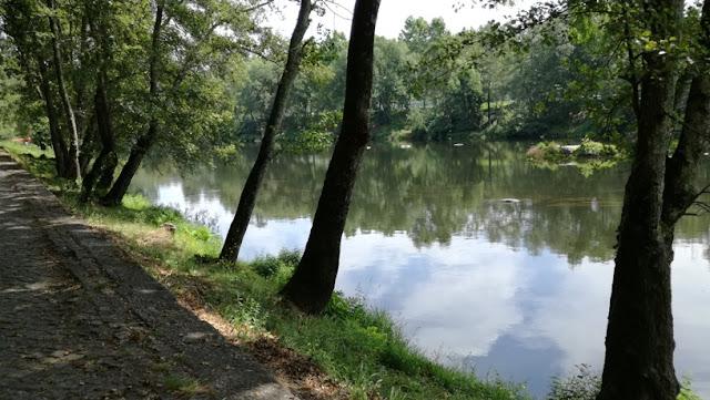 Margem do Rio Tâmega em Amarante