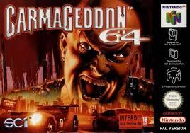 Roms de Nintendo 64 Carmageddon  (Español) ESPAÑOL descarga directa