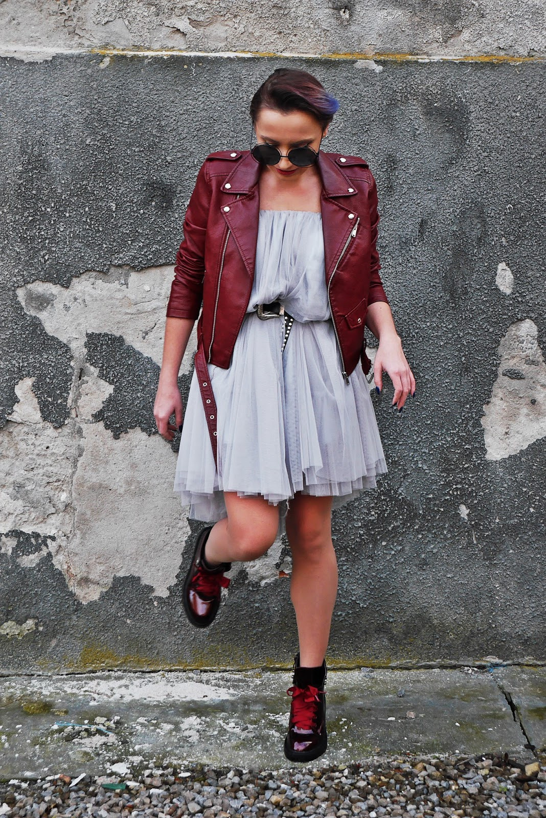 5_tiule_dress_biker_jacket_letaher_karyn_blog_modowy_201117a