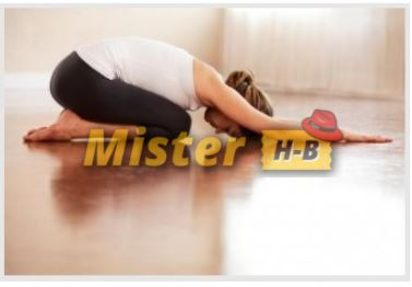 Yoga for Beginners: Child's Pose