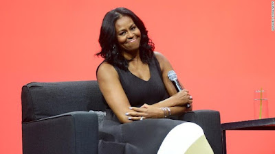 'I won't run for a Political office' - Michelle Obama