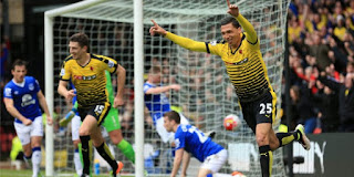 Watford vs Everton Live Streaming online Today 24.02.2018 England Premier League