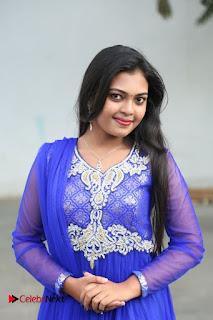 Actress Mridula Vijay Pictures in Salwar Kameez at Jennifer Karuppaiya Movie Team Interview  0002.jpg