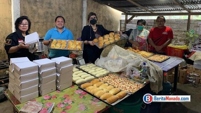Maya Rumantir: Industri Ekonomi Kreatif Kota Tomohon Butuh Bantuan Modal Usaha