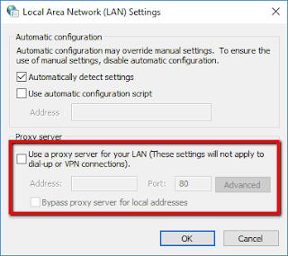 Cara Membuka Situs Web yang diblokir dengan Proxy server dan VPN