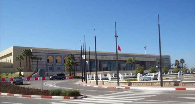 مطار فاس سايس الدولي Fes–Saïss Airport