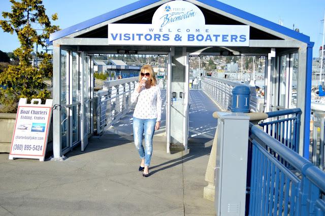 Nautical, spring, trend, macys, fashion, blogger, bremerton, fashionover40