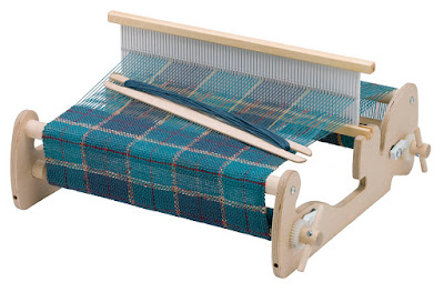Rigid Heddle Loom Weaving