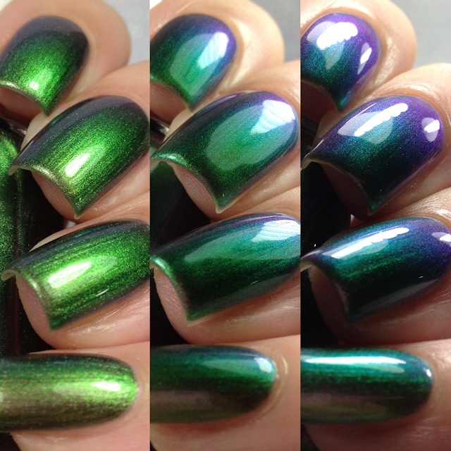 Great Lakes Lacquer-I Have Been Her Kind