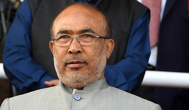 मणिपुर में बीजेपी नेतृत्व वाली सरकार मुसीबत में, डिप्टी CM समेत चार मंत्रियों का इस्तीफा