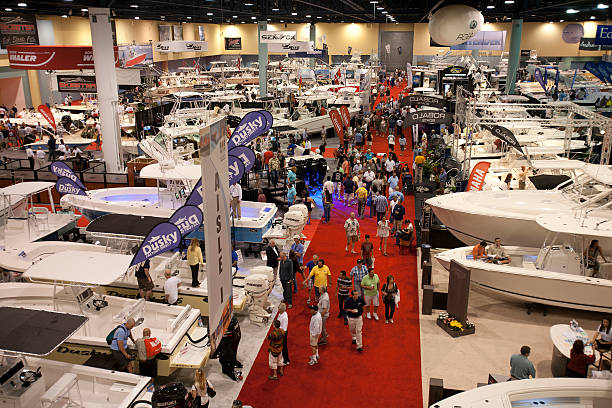 Boat Shows – What They Offer Boaters