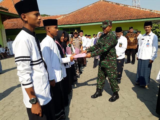 Upacara Hari Santri Nasional : Wajah Pesantren Wajah Indonesia