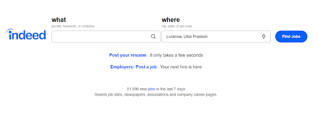 indeed freelancer job site