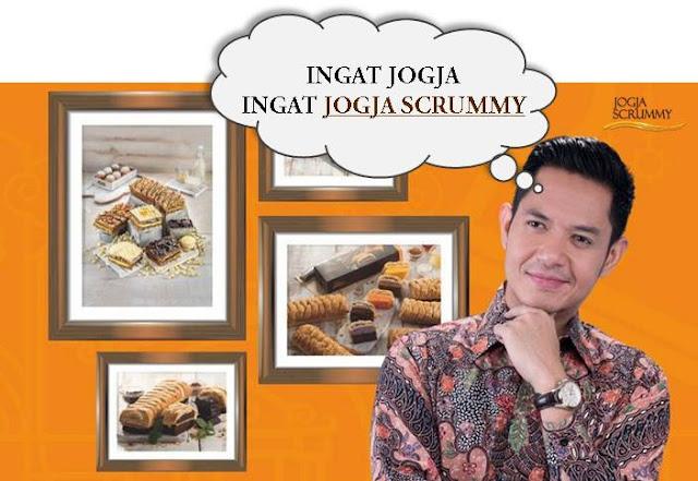Jogja Scrummy Kue Berlapis Oleh-Oleh Baru Kuliner Khas Jogja