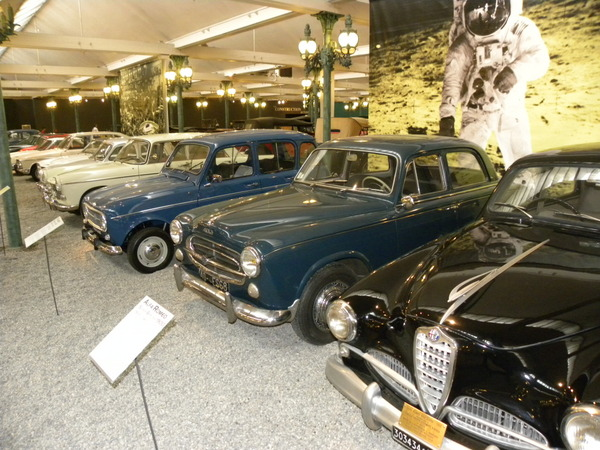 Museo del Automóvil (Mulhouse, Francia)
