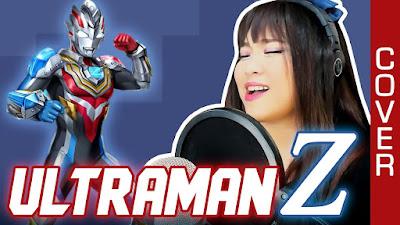 Ultraman Z's Goshowa Kudasai Ware No Na Wo