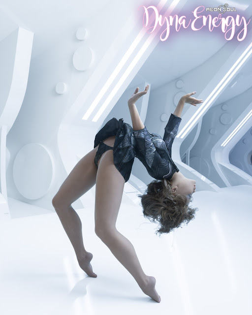 DynaEnergy Poses for Genesis 3 Female