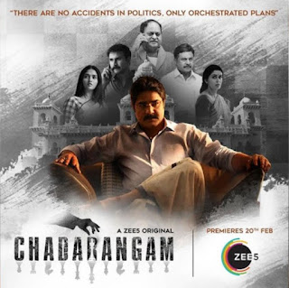 Chadarangam S01 Complete Download 720p WEBRip