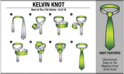 6 Cara Ikat Tali Leher Mudah 2020 (Tutorial Pakai Tie)