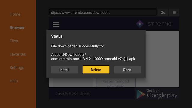 install-stremio-apk-mi-tv-stick