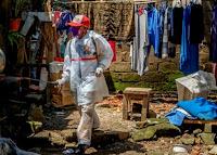 Aksi HBK Peduli, dari Penyemprotan Disinfektan Hingga Bagi Bagi Sembako