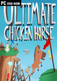 Ultimate Chicken Horse - PC (Download Completo em Português)