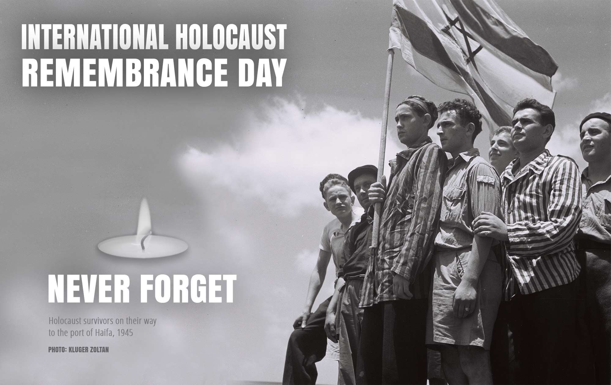 International Holocaust Remembrance Day Wishes Photos