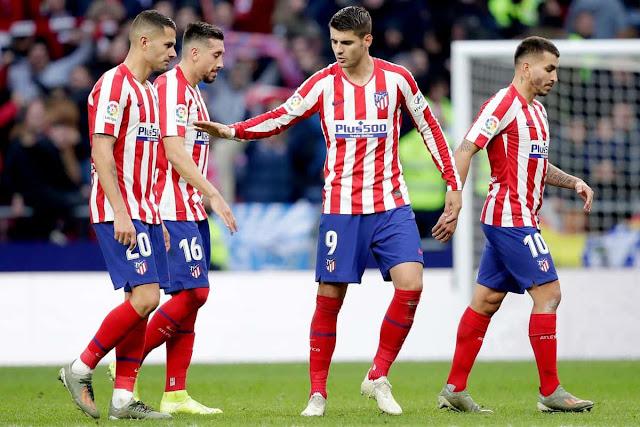 مشاهدة مباراة أتلتيكو مدريد وإسبانيول بث مباشر