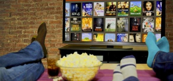 come guardare netflix su tv