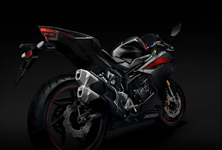 spesifikasi all new honda cbr250rr