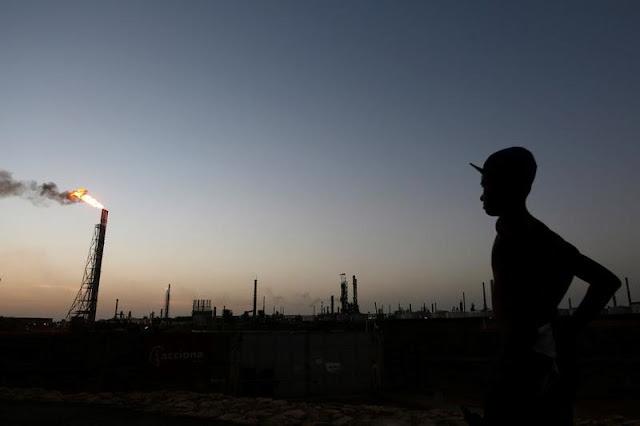 Craqueador catalítico de la refinería Cardón paralizado desde el fin de semana