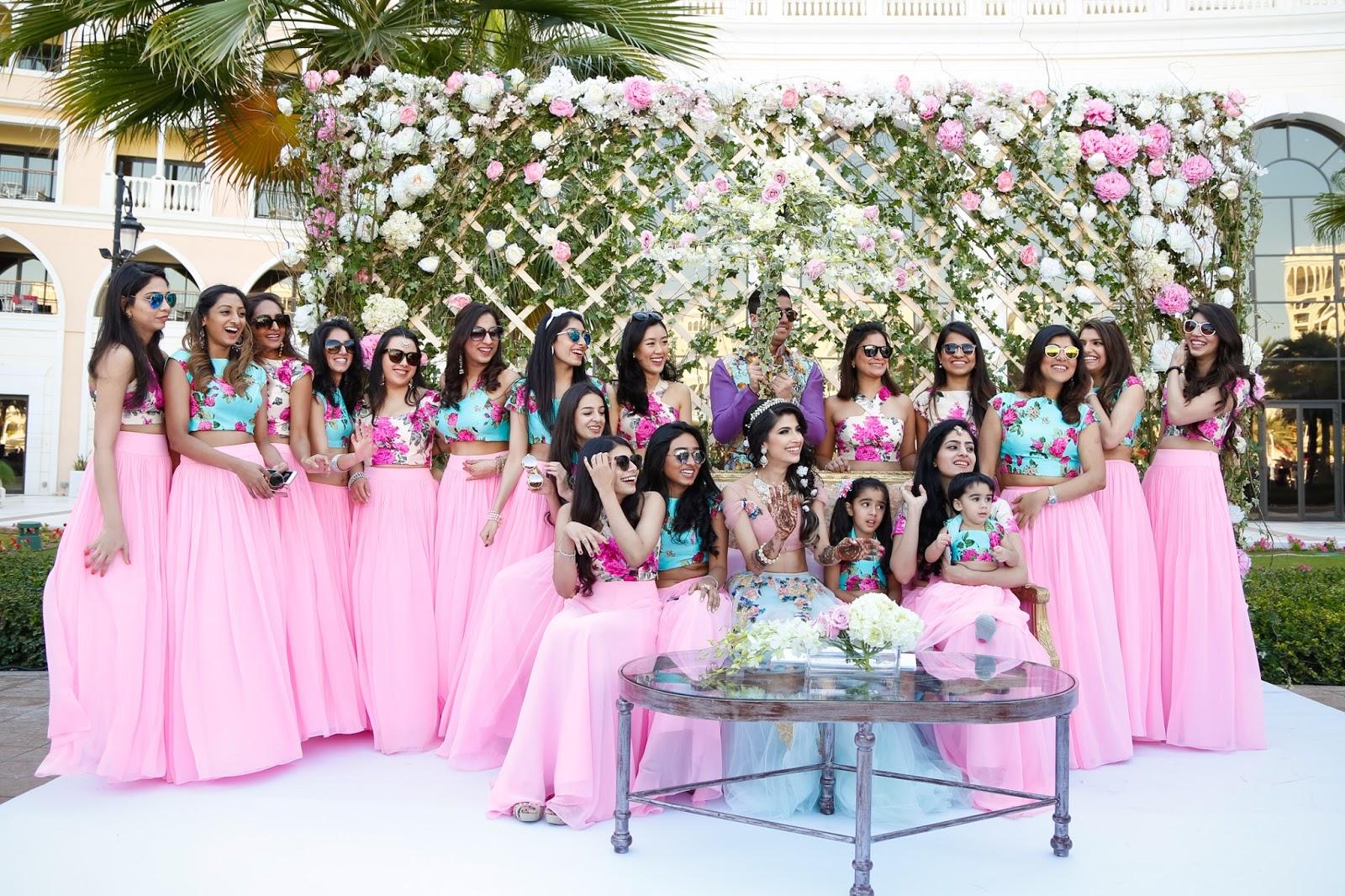 THAT POSH WEDDING - Roshini & Raj - Ritz Carlton, Abu Dhabi | THAT ...