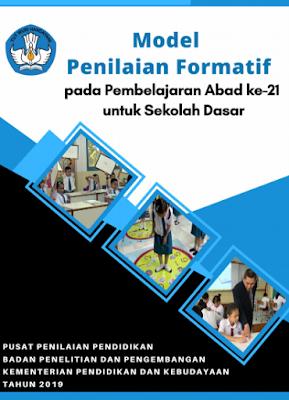 Buku Model Penilaian Formatif Pembelajaran Abad 21 SD