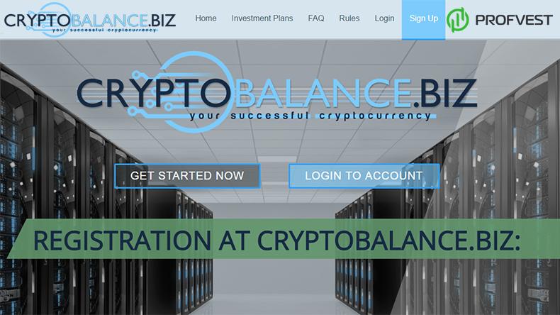 Crypto Balance обзор и отзывы вклад 500$