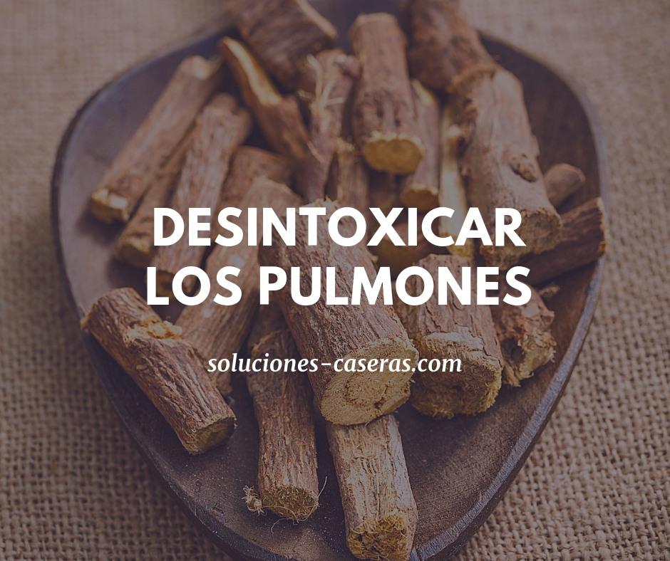 remedios para reforzar los pulmones