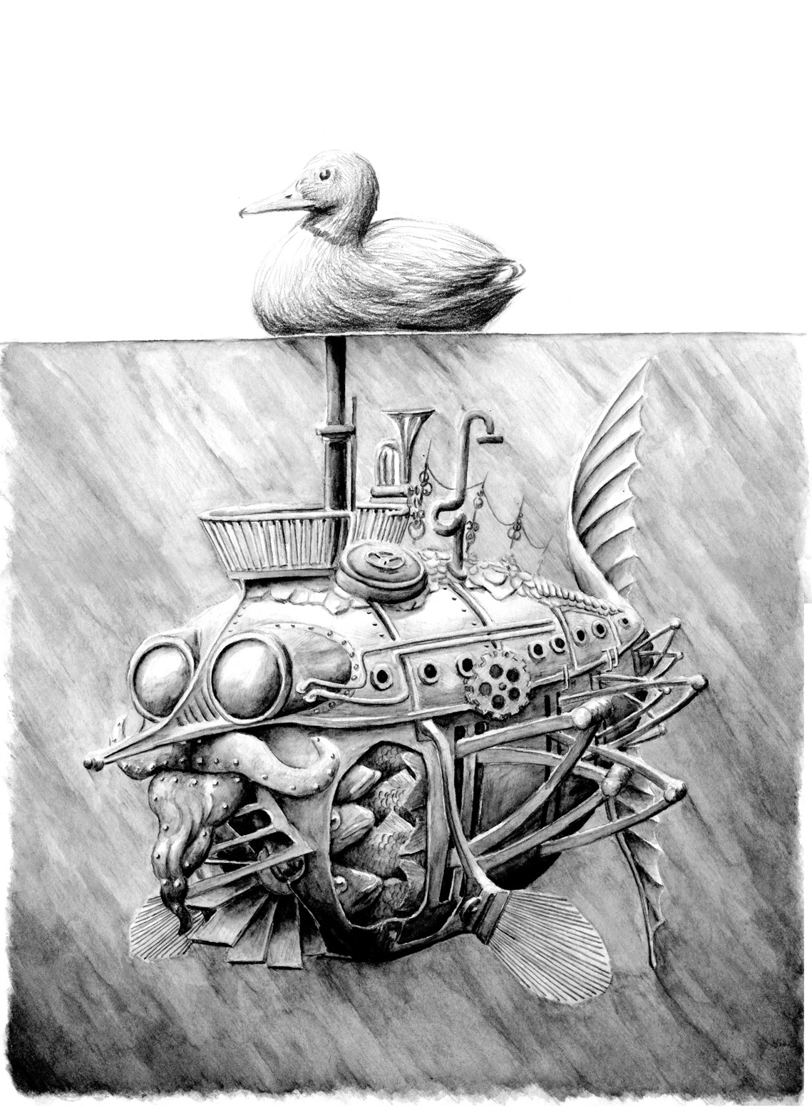 11-Duck-Redmer-Hoekstra-Drawing-Fantastic-and-Surreal-World-of-Hoekstra-www-designstack-co
