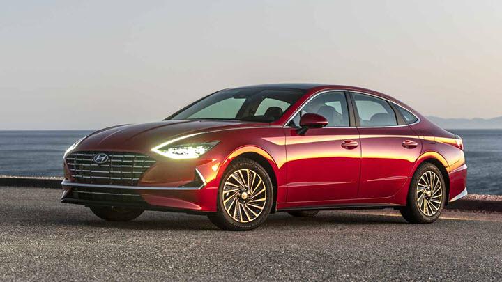 Hyundai Sonata 2020 về đại lý với giá cực sốc chỉ 640 triệu đồng